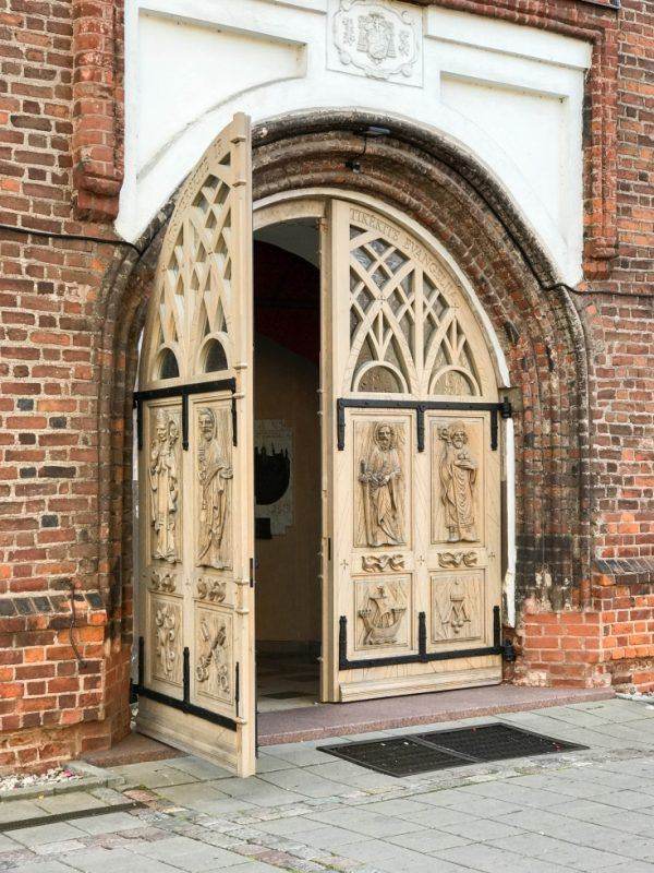 Kaunas Cathedral Basilica is one of the top 10 things to do in Kaunas