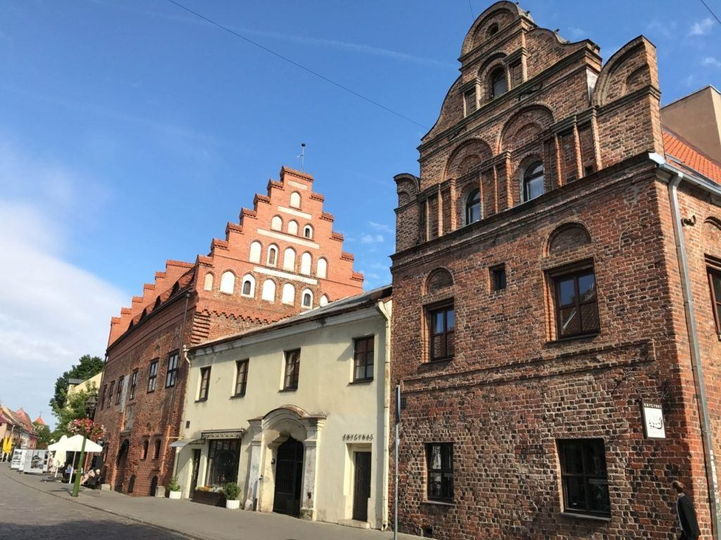 Kaunas Old Town Cafe is one of the best restaurants in Kaunas