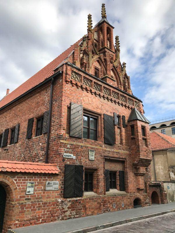 Kaunas Old Town Hanse House - Top sight in Kaunas