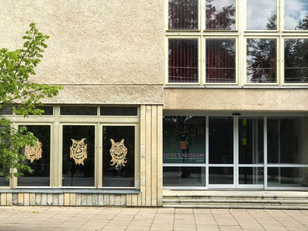Kaunas Devils Museum - a must-see sight in Kaunas, Lithuania