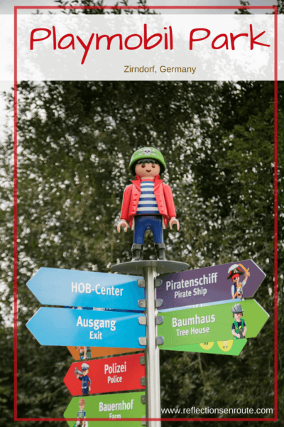 Playmobil FunPark near Nuremberg is the perfect day for the kids! Click here to add it to your itinerary! #kidstravel #Europre #Germany