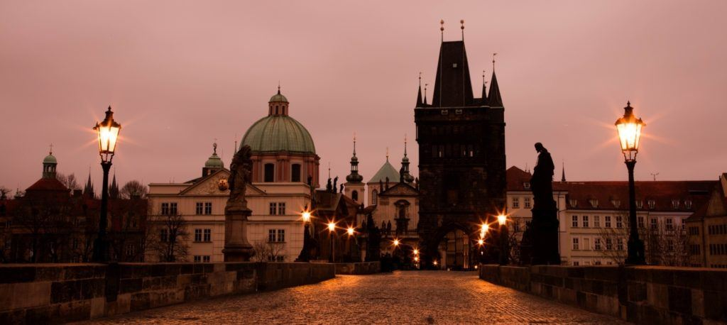 Our Czech travel guide wouldn't be complete without a gorgeous photo of the Charles Bridge.