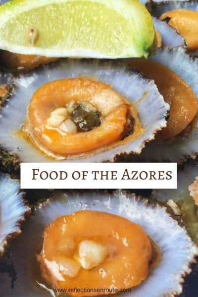 The Amazing Food of the Azores.