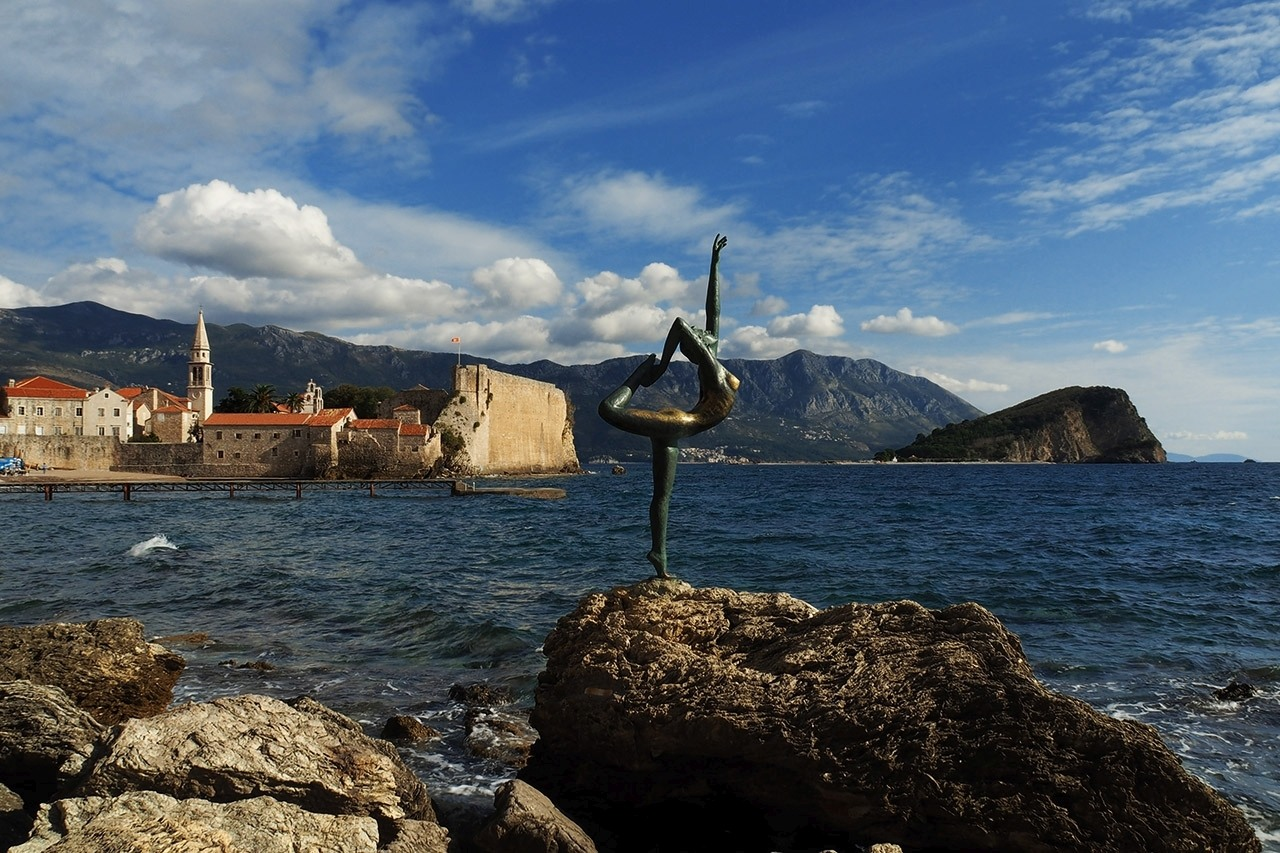 Montenegro is one of Europe's best places to visit in fall.