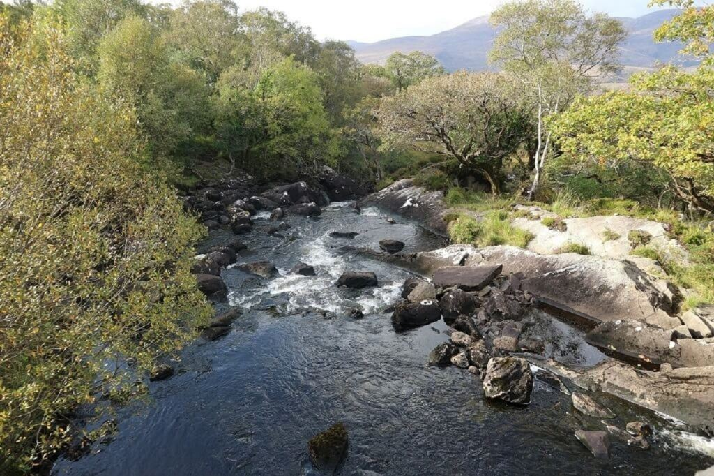 Ring of Kerry, Ireland is a great place to visit during the fall season in Europe.