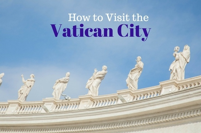 Top travel tips for visiting the Vatican City and the Sistine Chapel.