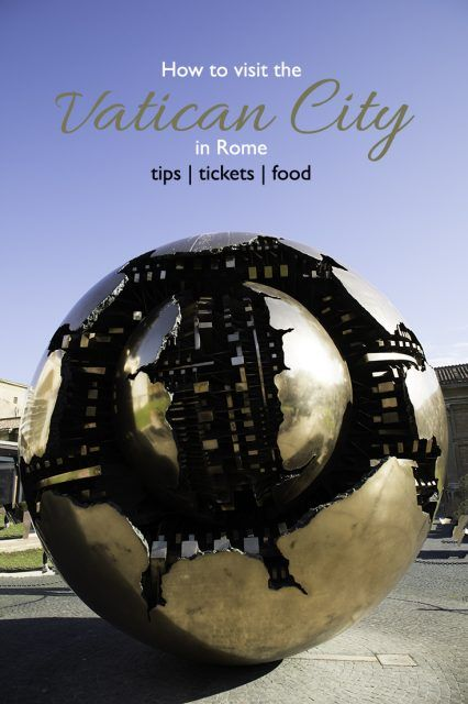 Traveling to Rome? One of the things you must do is the Vatican City!
