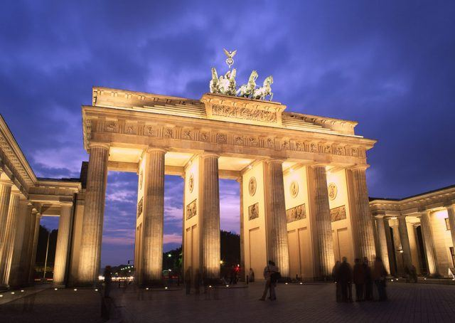 Berlin is great anytime of year, but especially during the crisp cool autumn weather.