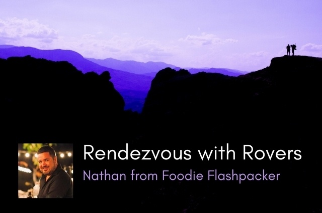 Rendezvous with Nathan.