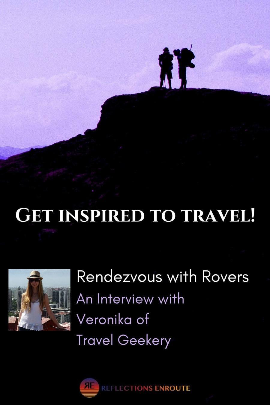 Rendezvous with Veronika.