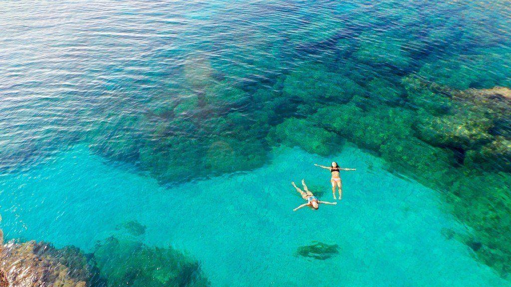 Looking for a warm fall European destination? Go to Cyprus where you can swim through November.