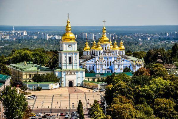 Kiev, Ukraine is an often overlooked European fall destination.