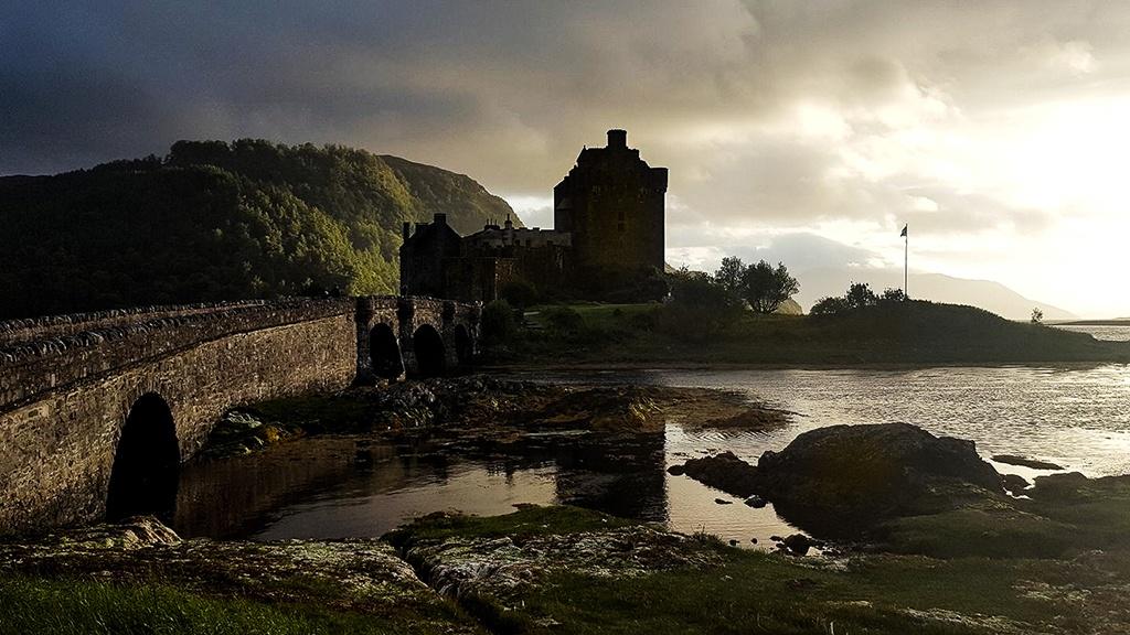 EileanDonanCastle, Scotland.