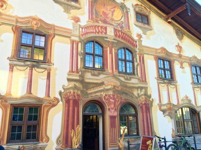 Oberammergau.