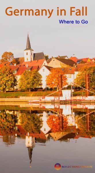 Fall is the best time to visit Germany! Check out where you should go and what you should do!