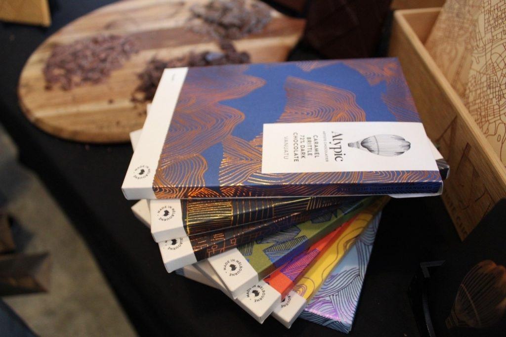 Places to go in Japan in winter are the Tokyo Chocolate Festival.