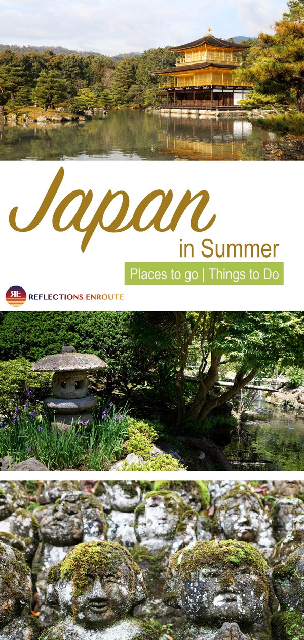 Japan! When is the best time to go? How about summer?