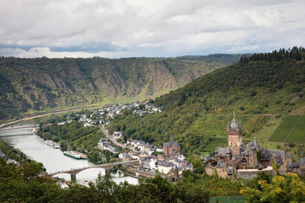 Mosel River Cruise - View of the river