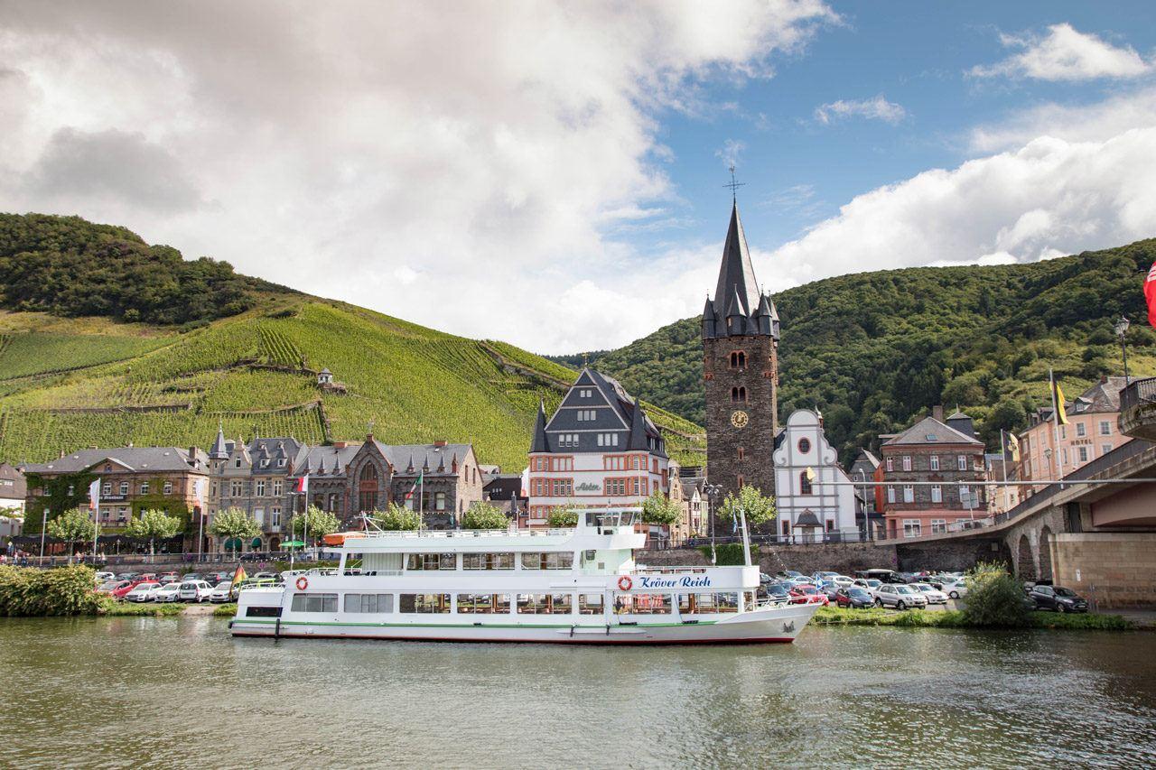Mosel River Cruise - half day cruises