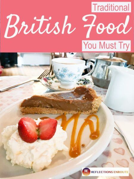 What are you going to eat in London? Find out all about traditional British food and where to find it!