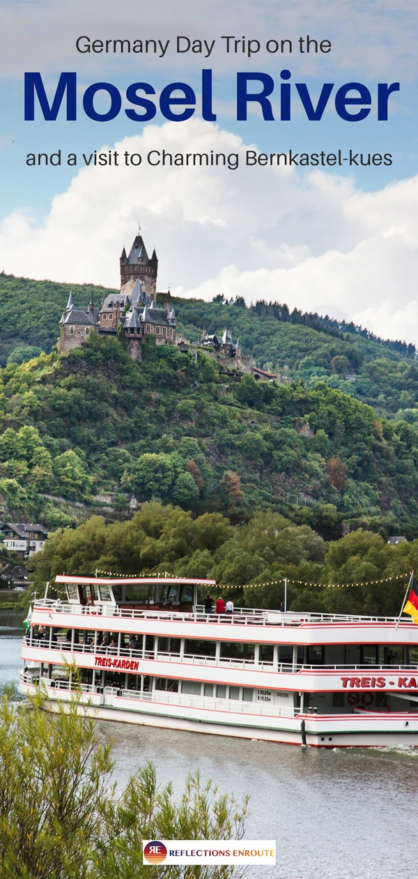 What's better than a boat ride, charming medieval villages, and the best wine?