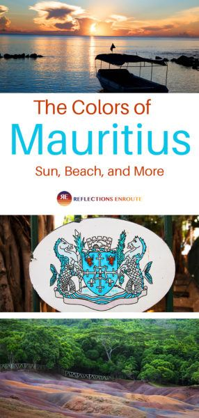 Take a Romantic Trip to Mauritius.