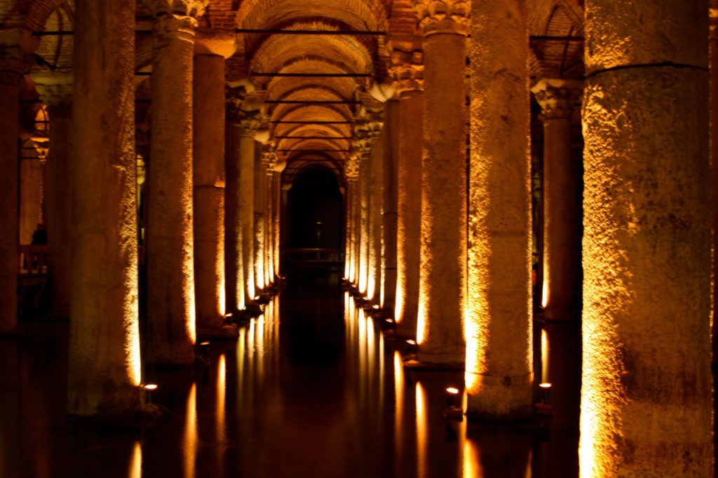 A major attraction in Istanbul; don't miss the Basilica Cistern.