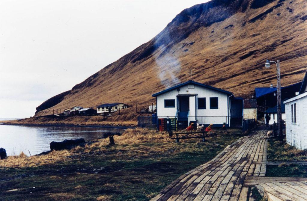 Village of Akutan Alaska