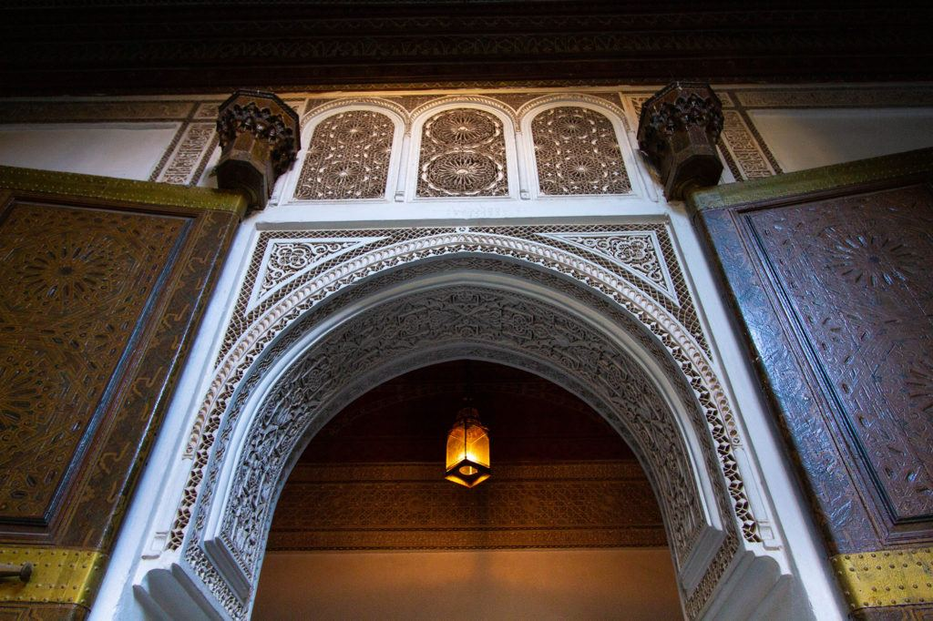 Viewing the Islamic Architecture Badii Palace is on our 2 day Marrakech itinerary.