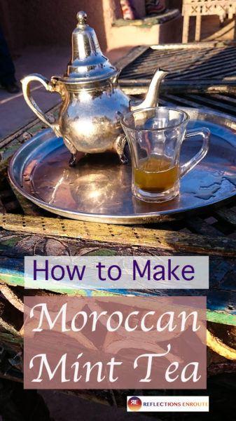 How to Make Moroccan Mint Tea - Recipe