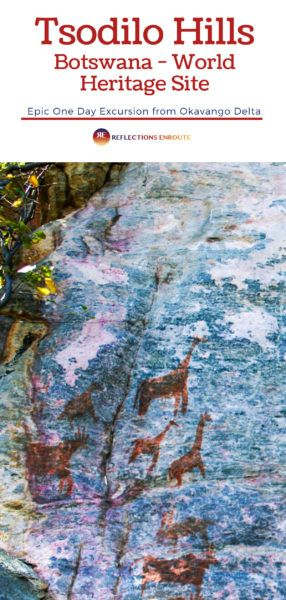 Tsodilo Hills Rock Paintings and San Guide on Pinterest
