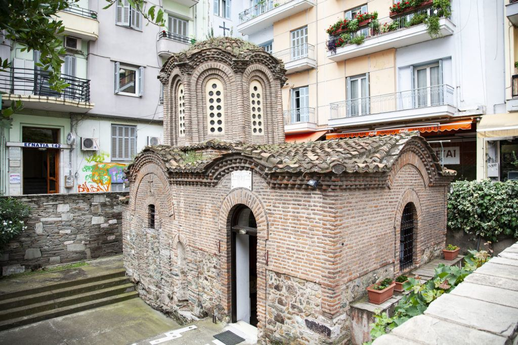 The Byzantine Churches of Thessaloniki are a world heritage site and one of the important things to see in the city.