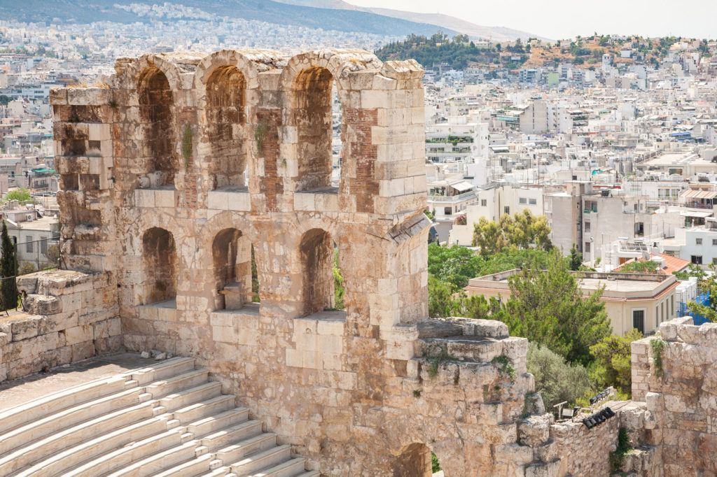 Athens is a must-see on any Greece itinerary.