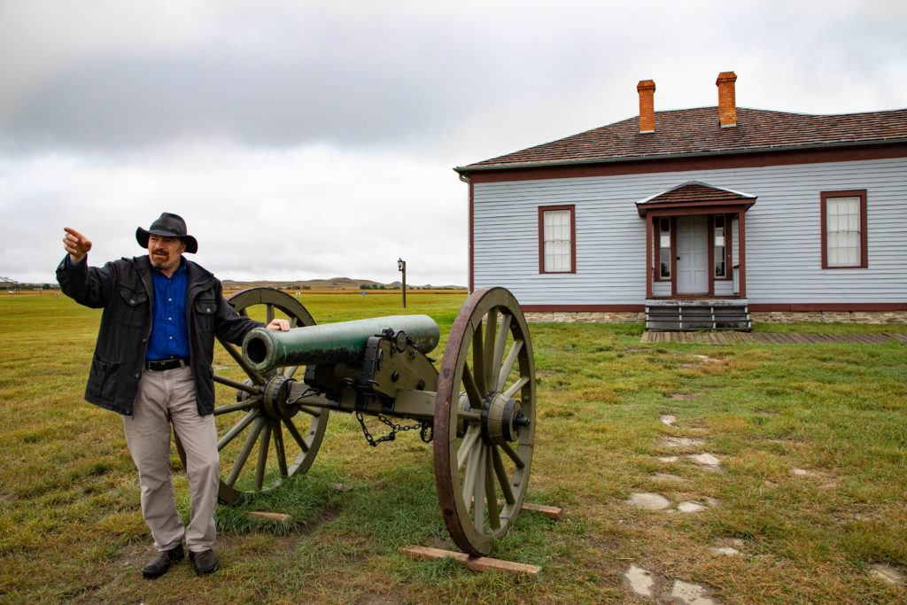 Fort Buford is one of the fun places to visit in North Dakota.