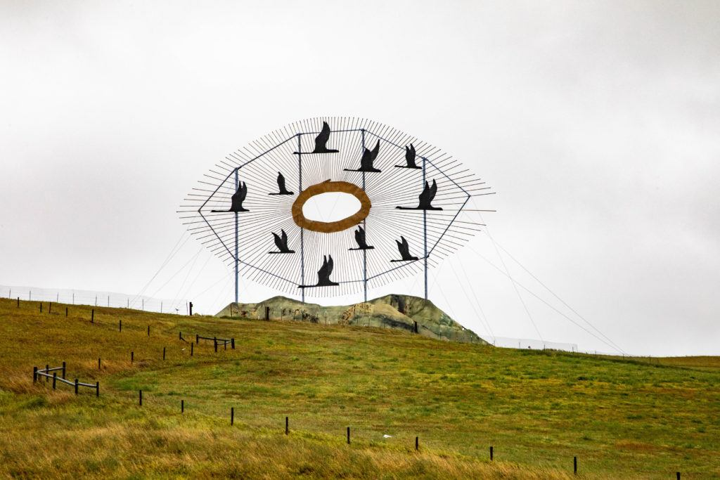 Driving the enchanted highway deserves a spot on the ND bucket list.