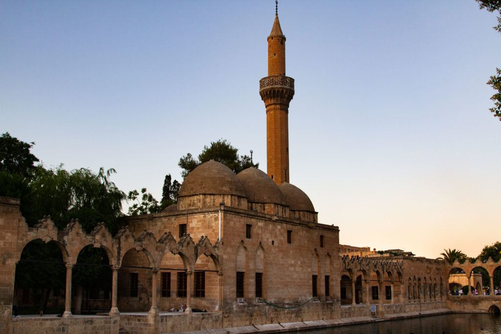 Rizvaniye Mosque and Balikligol are the top things to do in Sanliurfa.