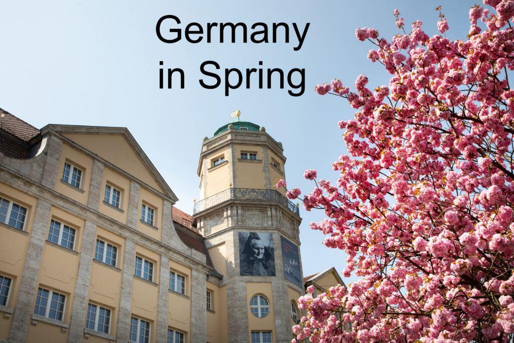 Germany in Spring.