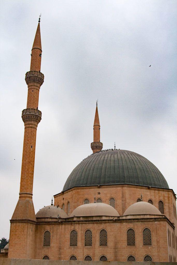 Halil ul Rahman Mosque.