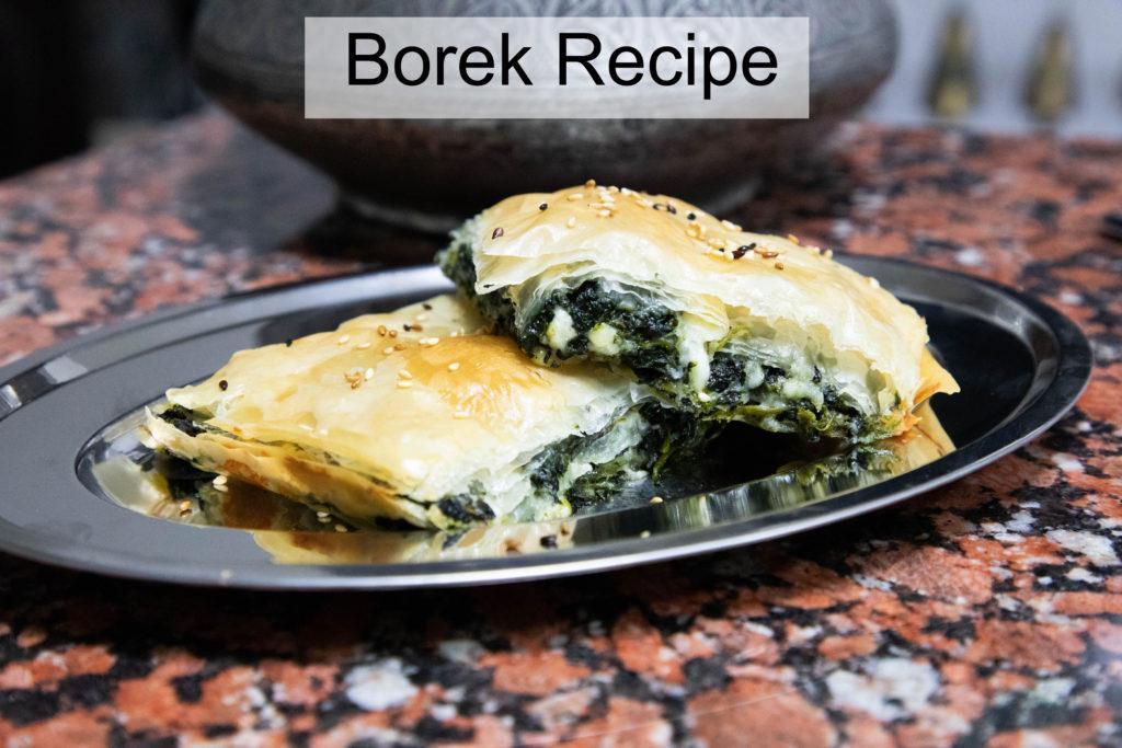 Borek Recipe.
