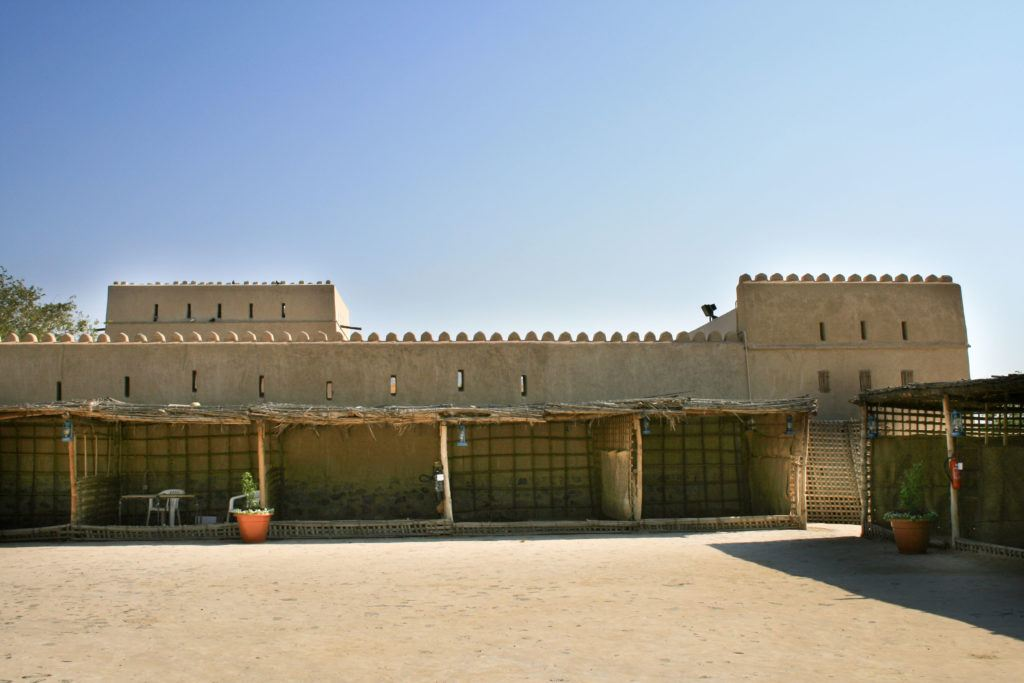 The Sharjah Heritage Museum is a must-see in the UAE.
