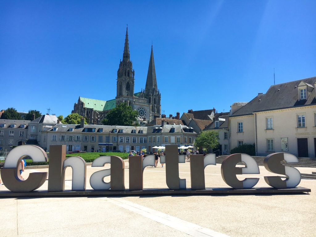 Chartres Cathedral is inscribed on UNESCO's world heritage list.