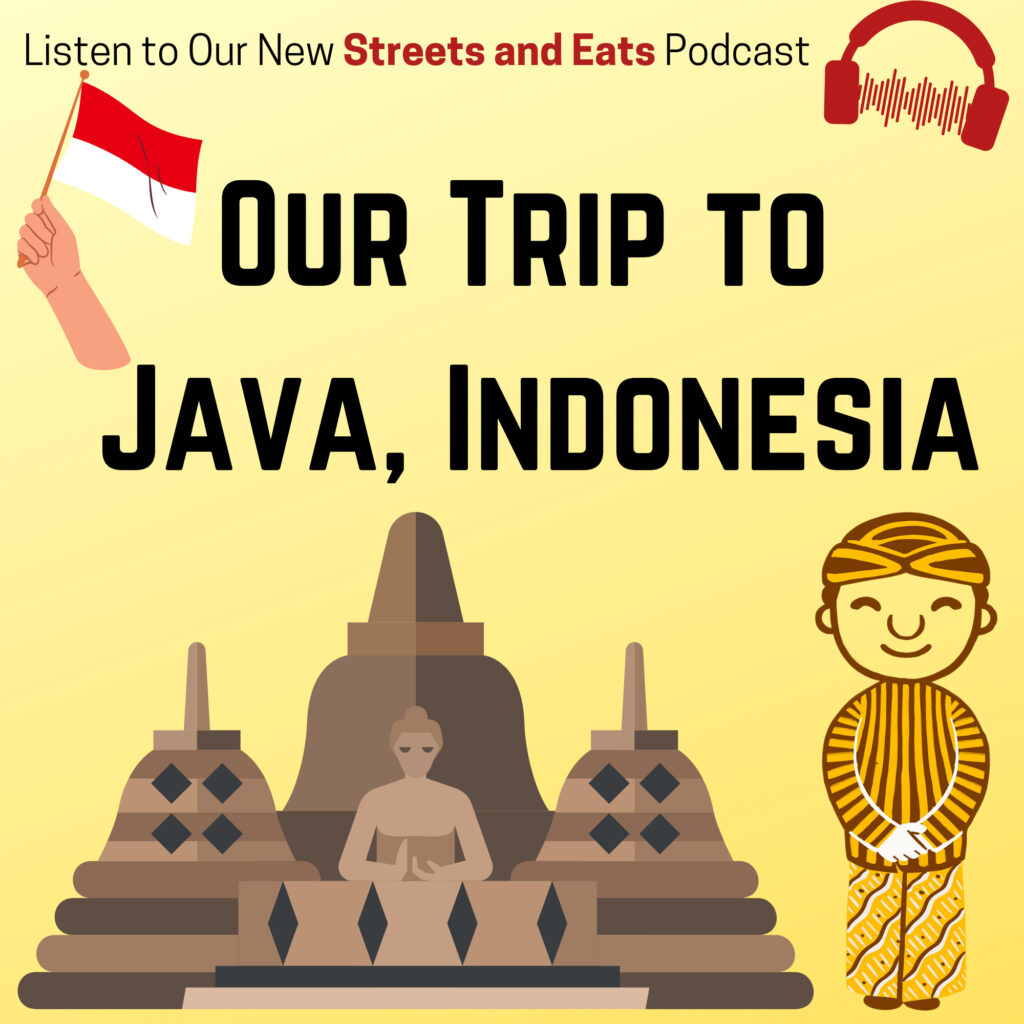 Our trip to Java, Indonesia.